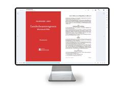 Landesbeamtengesetz Rheinland-Pfalz – Digital von Arend,  Paul, Grabendorff,  Walter, Müller,  Burkhard, Pitzer,  Harald