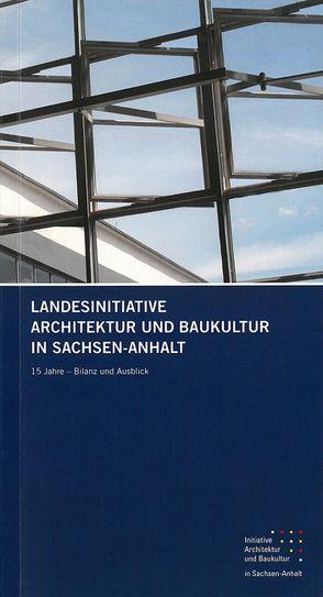 Landesinitiative Architektur und Baukultur in Sachsen-Anhalt