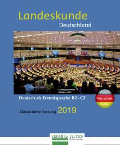 Landeskunde Deutschland – Aktualisierte Fassung 2019 von Luscher,  Renate