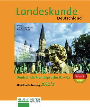 Landeskunde Deutschland – Aktualisierte Fassung 2020/21 von Luscher,  Renate