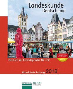 Landeskunde / Geschenkbücher / Sprachspiele / Landeskunde Deutschland – Aktualisierte Fassung 2018 von Luscher,  Renate