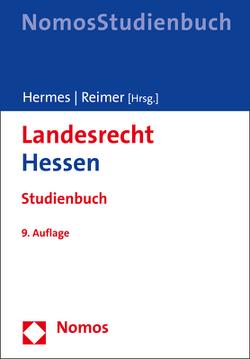 Landesrecht Hessen von Hermes,  Georg, Reimer,  Franz