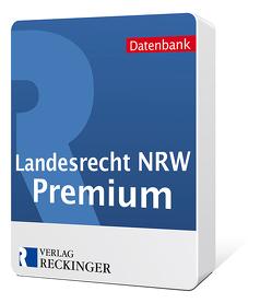 Landesrecht Nordrhein-Westfalen – Digital
