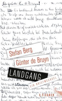 Landgang von Berg,  Stefan, Bruyn,  Günter de