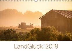 LandGlück 2019 (Wandkalender 2019 DIN A3 quer) von Pohl,  Heike