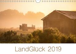 LandGlück 2019 (Wandkalender 2019 DIN A4 quer) von Pohl,  Heike