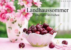Landhaussommer. Duftiges Stillleben (Wandkalender 2019 DIN A4 quer) von Stanzer,  Elisabeth