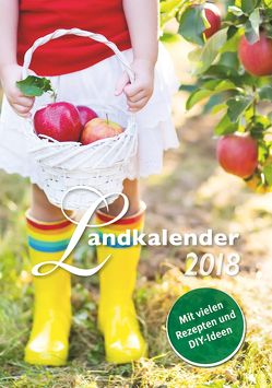 Landkalender 2018 von Stocker Verlag,  Leopold