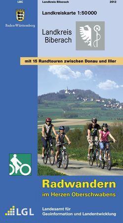 Landkreis Biberach von Landesamt für Geoinformation und Landentwicklung Baden-Württemberg (LGL)