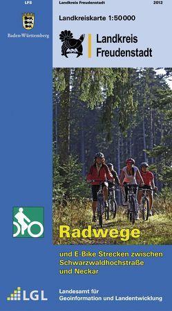 Landkreis Freudenstadt von Landesamt für Geoinformation und Landentwicklung Baden-Württemberg (LGL)
