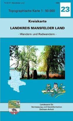 Landkreis Mansfelder Land