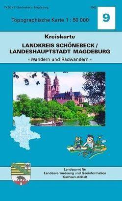 Landkreis Schönebeck / Landeshauptstadt Magdeburg