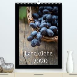 Landküche (Premium, hochwertiger DIN A2 Wandkalender 2020, Kunstdruck in Hochglanz) von Veronesi,  Larissa