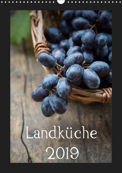 Landküche (Wandkalender 2019 DIN A3 hoch) von Veronesi,  Larissa