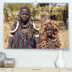 Landleben in Äthiopien (Premium, hochwertiger DIN A2 Wandkalender 2020, Kunstdruck in Hochglanz) von Willy Bruechle,  Dr.