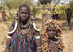 Landleben in Äthiopien (Wandkalender 2020 DIN A3 quer) von Willy Bruechle,  Dr.