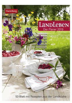 Landleben – Kalender 2019 von Harenberg
