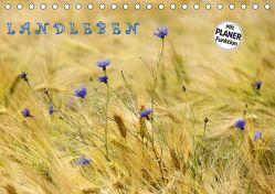 LANDLEBEN (Tischkalender 2019 DIN A5 quer)