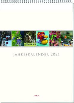 Landlust Jahreskalender 2021
