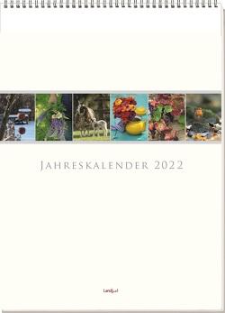 Landlust – Jahreskalender 2022 von Landlust