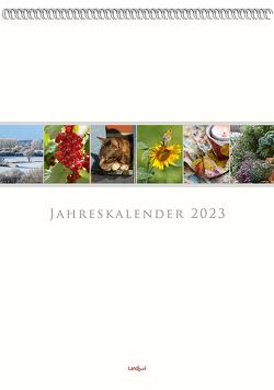 Landlust Jahreskalender 2023 von Landlust