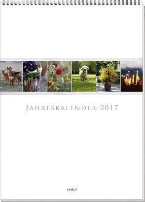 Landlust – Wandkalender 2017 von Landlust