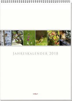 Landlust – Wandkalender 2018
