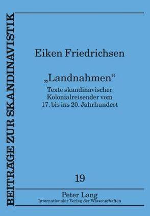 «Landnahmen» von Friedrichsen,  Eiken