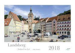 Landsberg – Stadtjuwel am Lech 2018 von Fiebrandt,  Detlef