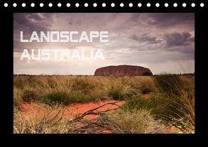Landscape Australia (Tischkalender 2018 DIN A5 quer) von by Wolfgang Schömig,  Luxscriptura