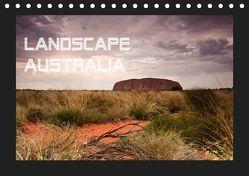 Landscape Australia (Tischkalender 2019 DIN A5 quer) von by Wolfgang Schömig,  Luxscriptura