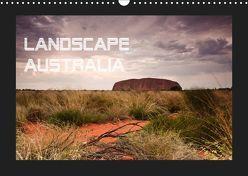 Landscape Australia (Wandkalender 2019 DIN A3 quer) von by Wolfgang Schömig,  Luxscriptura