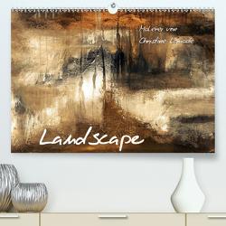 Landscape (Premium, hochwertiger DIN A2 Wandkalender 2021, Kunstdruck in Hochglanz) von Lamade,  Christin