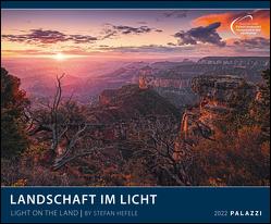 Landschaft im Licht 2022 – Bild-Kalender – Wand-Planer – 60×50 von Hefele,  Stefan