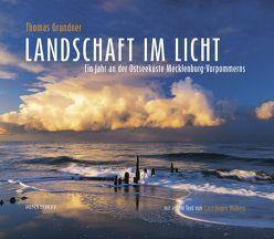 Landschaft im Licht von Grundner,  Thomas, Walberg,  Ernst J