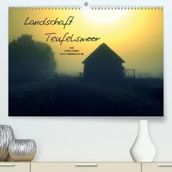 Landschaft Teufelsmoor / 2020 (Premium, hochwertiger DIN A2 Wandkalender 2020, Kunstdruck in Hochglanz) von Adam,  Ulrike, madebyulli.de