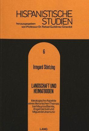 Landschaft und Heimatboden von Stintzing, Irmgard