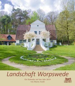 Landschaft Worpswede 2019