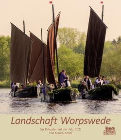 Landschaft Worpswede 2021