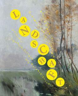 Landschaft zwischen Impressionismus und Expressionismus von Hoffmann,  Tobias