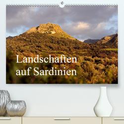 Landschaften auf Sardinien (Premium, hochwertiger DIN A2 Wandkalender 2021, Kunstdruck in Hochglanz) von Trapp,  Benny
