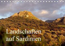 Landschaften auf Sardinien (Tischkalender 2019 DIN A5 quer) von Trapp,  Benny