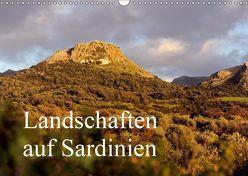 Landschaften auf Sardinien (Wandkalender 2019 DIN A3 quer) von Trapp,  Benny