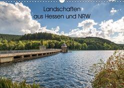 Landschaften aus Hessen und NRW (Wandkalender 2018 DIN A3 quer) von Wege / twfoto,  Thorsten