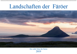 Landschaften Der Färöer (Wandkalender 2019 DIN A2 quer) von Klesse,  Andreas