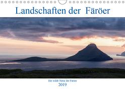 Landschaften Der Färöer (Wandkalender 2019 DIN A4 quer) von Klesse,  Andreas