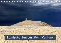 Landschaften des Mont Ventoux (Tischkalender 2019 DIN A5 quer) von François LEPAGE ©,  Jean