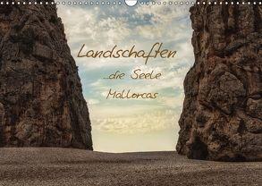 Landschaften …die Seele Mallorcas (Wandkalender 2018 DIN A3 quer) von Fotodesign,  Sandra