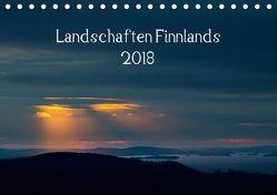 Landschaften Finnlands (Tischkalender 2018 DIN A5 quer) von www.sojombo.de,  k.A.