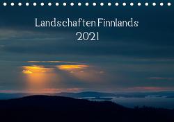 Landschaften Finnlands (Tischkalender 2021 DIN A5 quer) von www.sojombo.de